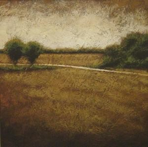 Brown Cornfield