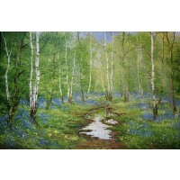 Wet Woodland Path I